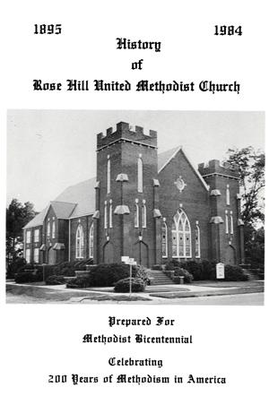 Rose Hill (NC) Methodist Church